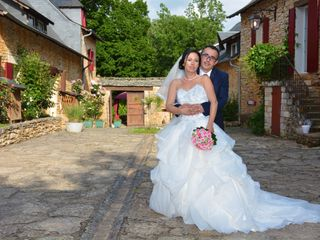 Le mariage de Virginie et Patrice