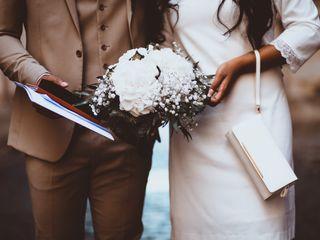 Le mariage de Asara et Xavier 1