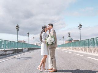 Le mariage de Asara et Xavier 2