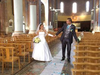 Le mariage de Melissa et Mathieu 1