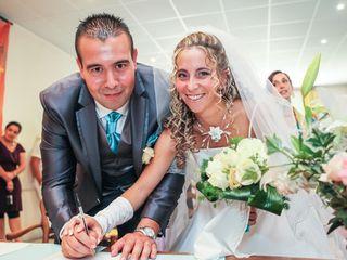 Le mariage de Melissa et Mathieu