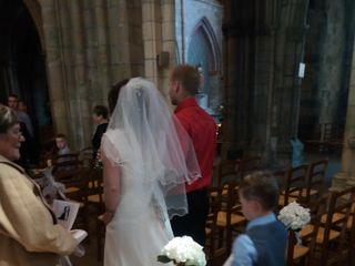 Le mariage de Johanna et Thierry 1