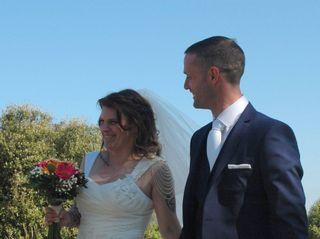 Le mariage de Johanna et Thierry