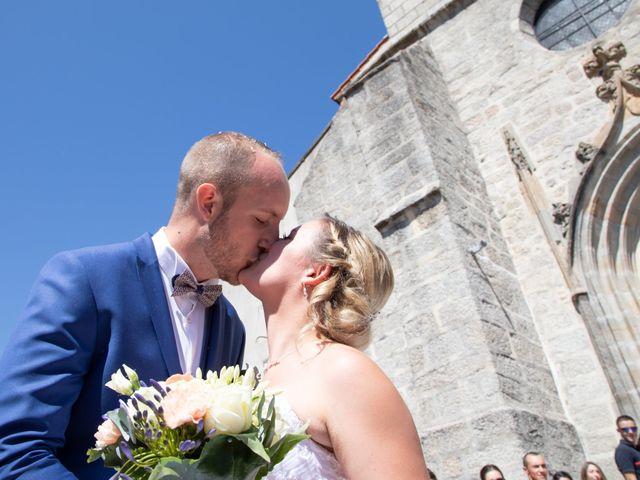 Le mariage de Couperier  et Marie  à Saint-Rémy-sur-Durolle, Puy-de-Dôme 2
