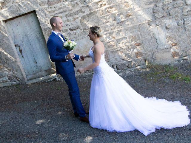 Le mariage de Couperier  et Marie  à Saint-Rémy-sur-Durolle, Puy-de-Dôme 7