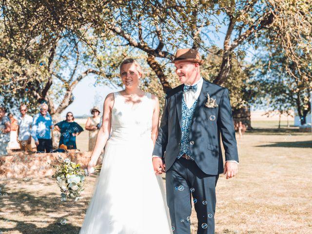 Le mariage de Charlélie et Orlanne à Troyes, Aube 61