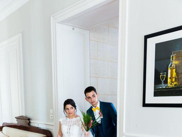 Le mariage de Xavier et Chloe à Lignan-de-Bordeaux, Gironde 23