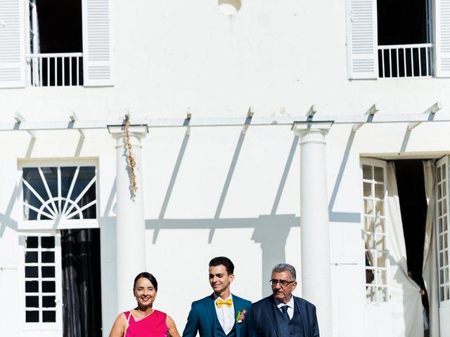 Le mariage de Xavier et Chloe à Lignan-de-Bordeaux, Gironde 26