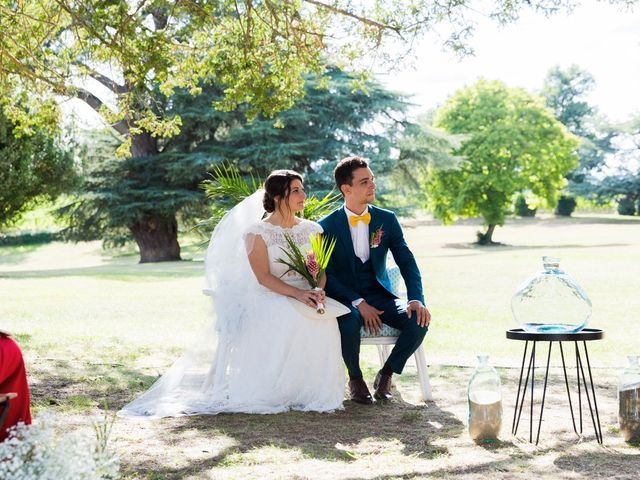 Le mariage de Chloe et Xavier