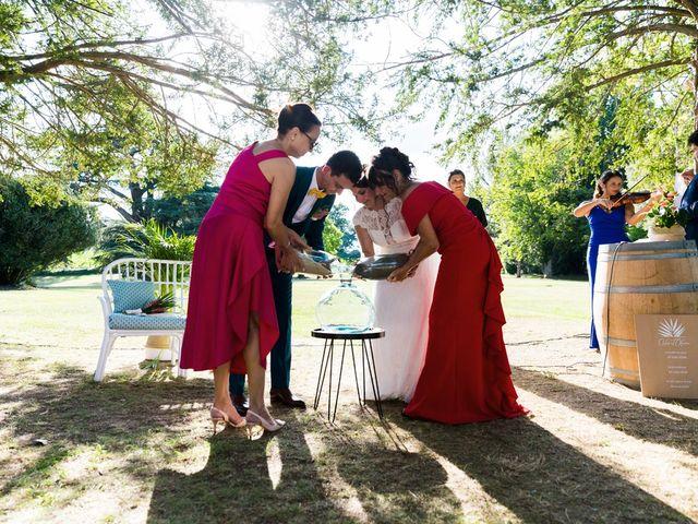 Le mariage de Xavier et Chloe à Lignan-de-Bordeaux, Gironde 32