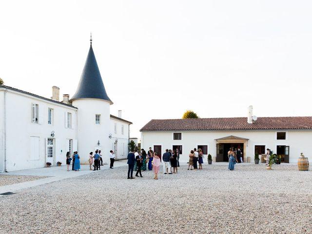 Le mariage de Xavier et Chloe à Lignan-de-Bordeaux, Gironde 40