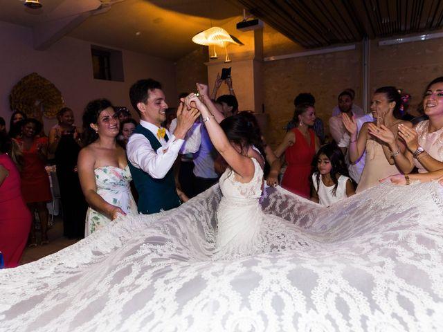 Le mariage de Xavier et Chloe à Lignan-de-Bordeaux, Gironde 41