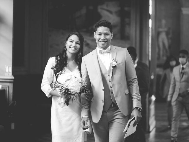 Le mariage de Xavier et Asara à Toulouse, Haute-Garonne 11