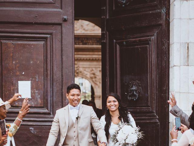 Le mariage de Xavier et Asara à Toulouse, Haute-Garonne 14