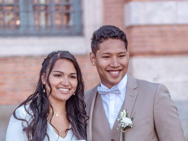 Le mariage de Xavier et Asara à Toulouse, Haute-Garonne 15