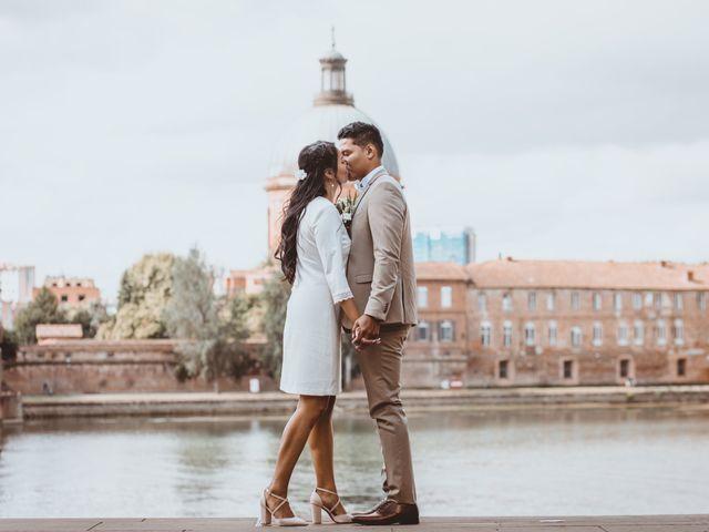 Le mariage de Xavier et Asara à Toulouse, Haute-Garonne 17