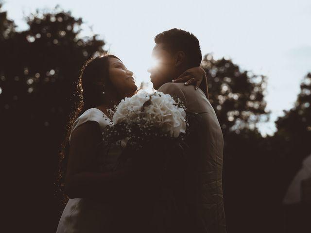 Le mariage de Xavier et Asara à Toulouse, Haute-Garonne 34