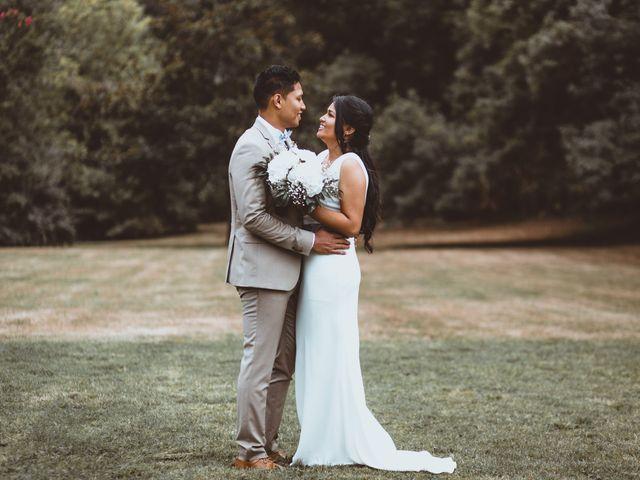Le mariage de Asara et Xavier