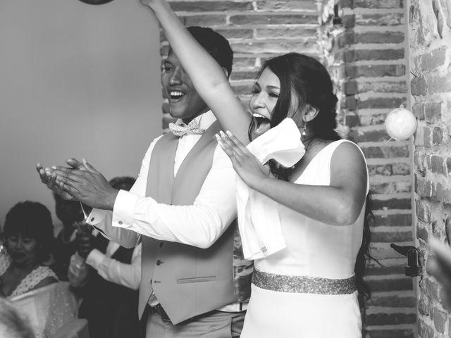 Le mariage de Xavier et Asara à Toulouse, Haute-Garonne 50