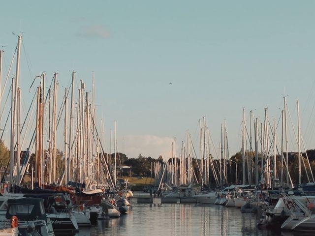 Le mariage de Vincent et Amelie à Vannes, Morbihan 4