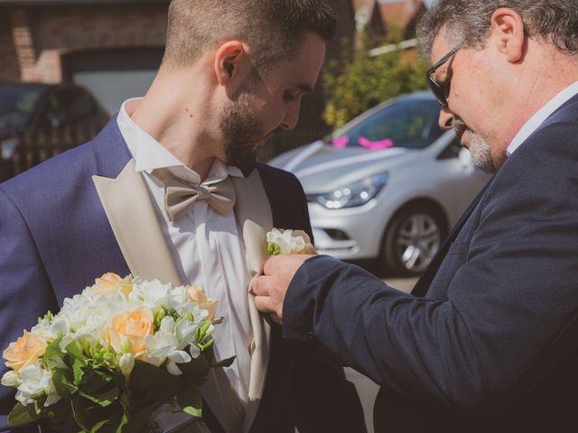 Le mariage de Fabien et Tiphaine à Guesnain, Nord 31