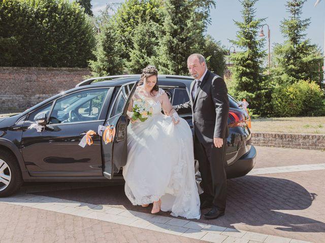 Le mariage de Fabien et Tiphaine à Guesnain, Nord 43