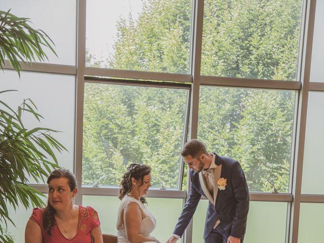 Le mariage de Fabien et Tiphaine à Guesnain, Nord 56