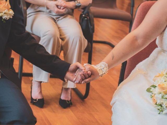 Le mariage de Fabien et Tiphaine à Guesnain, Nord 57