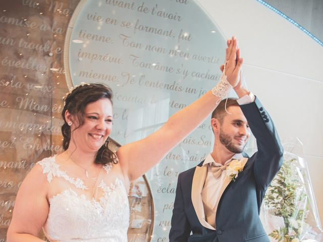 Le mariage de Fabien et Tiphaine à Guesnain, Nord 62