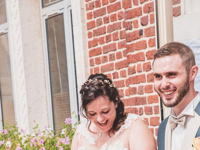 Le mariage de Fabien et Tiphaine à Guesnain, Nord 64