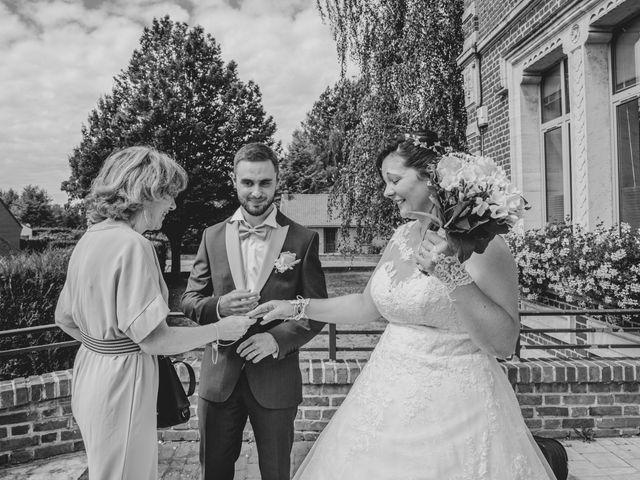 Le mariage de Fabien et Tiphaine à Guesnain, Nord 72