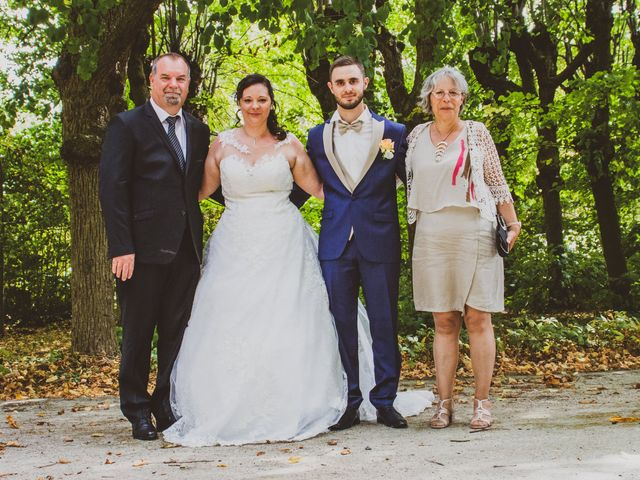 Le mariage de Fabien et Tiphaine à Guesnain, Nord 81