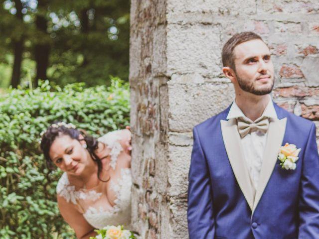 Le mariage de Fabien et Tiphaine à Guesnain, Nord 83