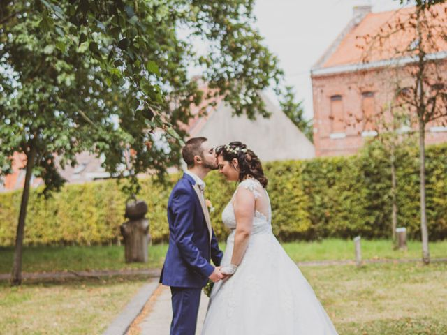 Le mariage de Fabien et Tiphaine à Guesnain, Nord 84