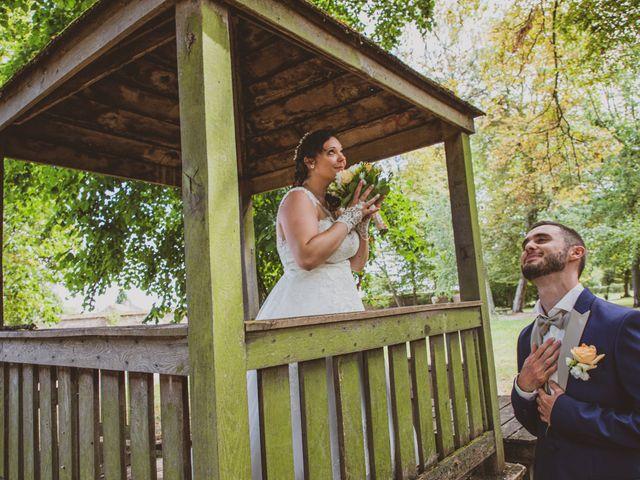 Le mariage de Fabien et Tiphaine à Guesnain, Nord 86