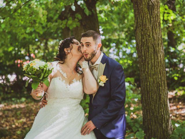 Le mariage de Fabien et Tiphaine à Guesnain, Nord 93