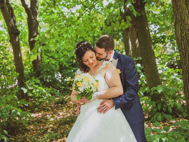 Le mariage de Fabien et Tiphaine à Guesnain, Nord 95