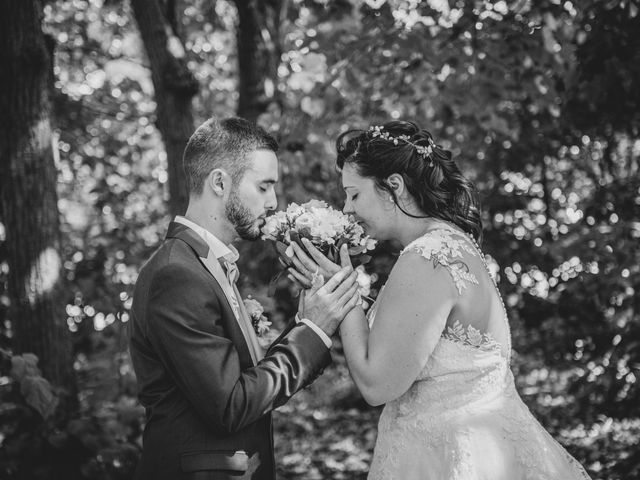 Le mariage de Fabien et Tiphaine à Guesnain, Nord 96