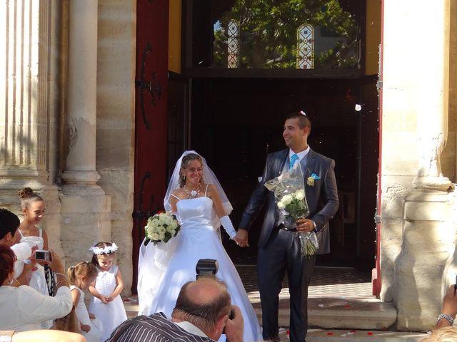 Le mariage de Mathieu et Melissa à Manduel, Gard 1