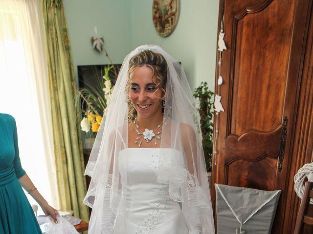 Le mariage de Mathieu et Melissa à Manduel, Gard 10