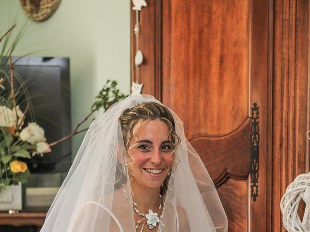 Le mariage de Mathieu et Melissa à Manduel, Gard 13