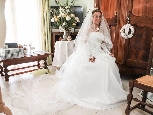 Le mariage de Mathieu et Melissa à Manduel, Gard 16