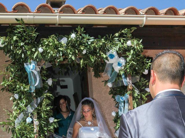 Le mariage de Mathieu et Melissa à Manduel, Gard 17
