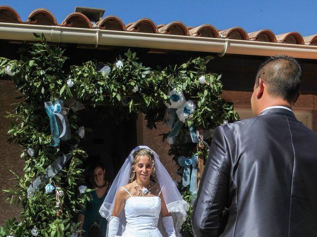 Le mariage de Mathieu et Melissa à Manduel, Gard 18