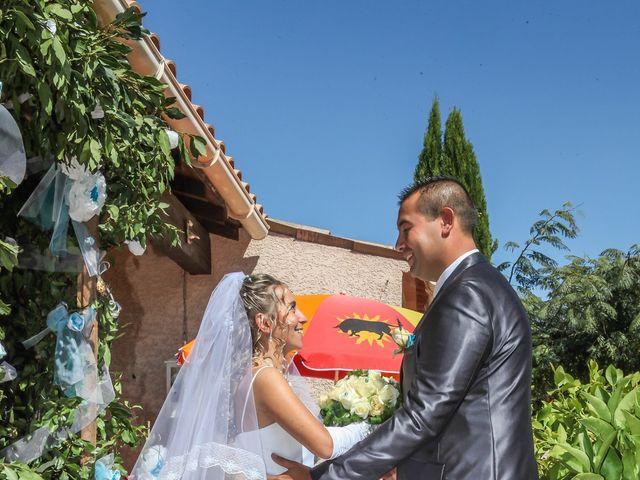 Le mariage de Mathieu et Melissa à Manduel, Gard 19