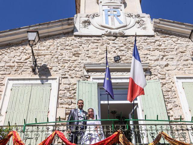 Le mariage de Mathieu et Melissa à Manduel, Gard 25