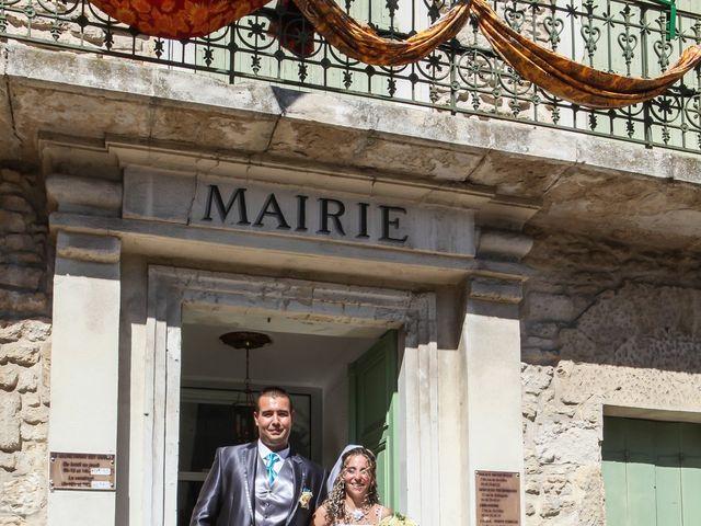 Le mariage de Mathieu et Melissa à Manduel, Gard 27