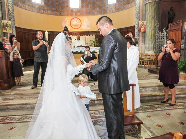 Le mariage de Mathieu et Melissa à Manduel, Gard 30