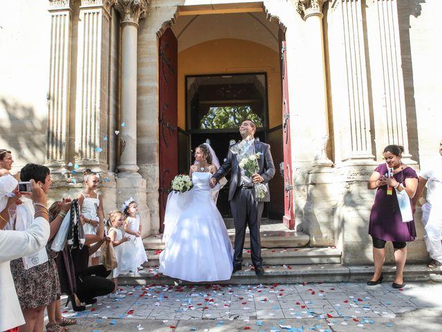 Le mariage de Mathieu et Melissa à Manduel, Gard 32