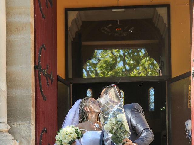 Le mariage de Mathieu et Melissa à Manduel, Gard 33